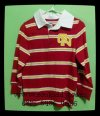 Kaos Old Navy Stripe Merah